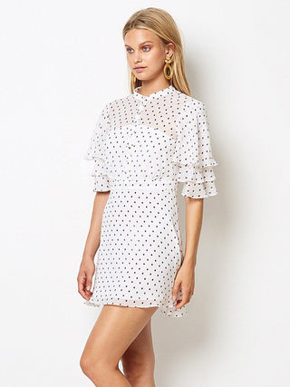 Yeltuor - BEC & BRIDGE - Dresses - BEC AND BRIDGE LITTLE CUBA MINI DRESS -  -