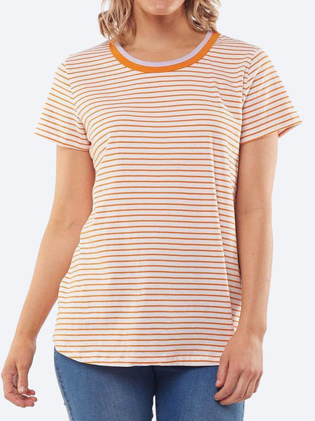 TED BAKER AYLEYC FITTED TEE