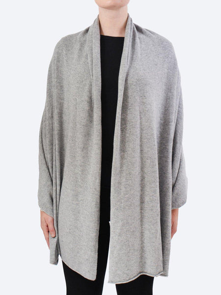 Yeltuor - JAMES MELBOURNE - Knitwear - JAMES CASHMERE WRAP -  -