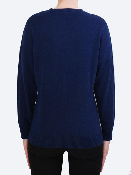 Yeltuor - JAMES MELBOURNE - Knitwear - JAMES CASHMERE & WOOL HAPPY KNIT -  -