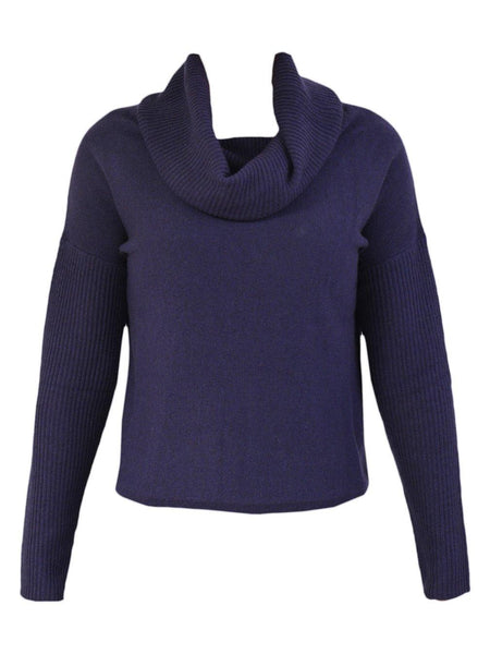 Yeltuor - JAMES MELBOURNE - Knitwear - JAMES MELBOURNE ROLL NECK KNIT - HERON -  XS