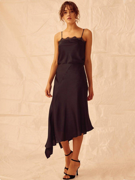 KEEPSAKE ARDOUR MIDI DRESS