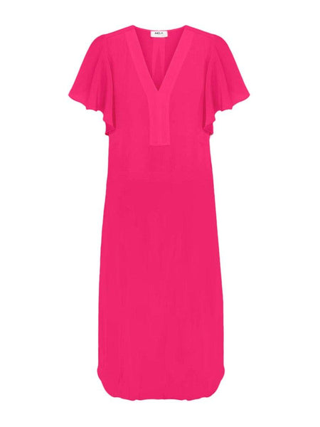 Yeltuor - MELA PURDIE - Dresses - MELA PURDIE CERISE SCROLL DRESS -  -