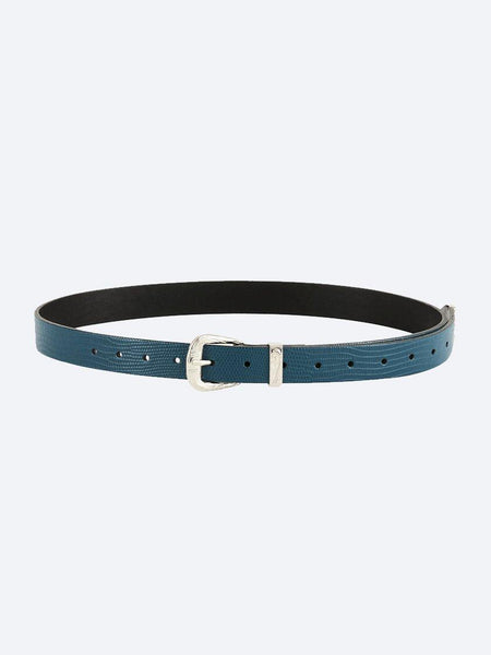 Yeltuor - NAKEDVICE - Accessories & Shoes - NAKEDVICE THE FREIDA BELT - TEAL SILVER -  ALL