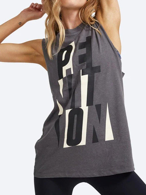 Yeltuor - P.E NATION - Tops - PE NATION CROSS HEADER TANK -  -