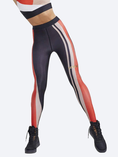 Yeltuor - P.E NATION - Pants - PE NATION PACE CHANGE LEGGING -  -