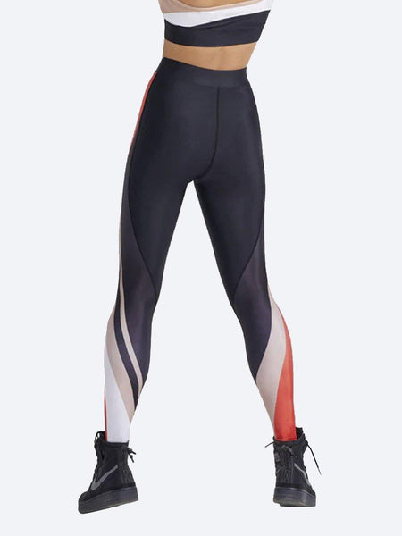 Yeltuor - P.E NATION - Pants - P.E NATION PACE CHANGE LEGGING -  -