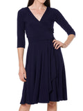 Yeltuor - SACHA DRAKE PTY LTD - DRESSES - Sacha Drake Reverse Wrap Dress -  -