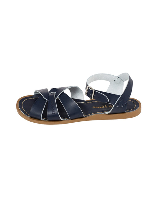 Yeltuor - SALT WATER - SHOES - Salt Water Original Sandal - NAVY -  4