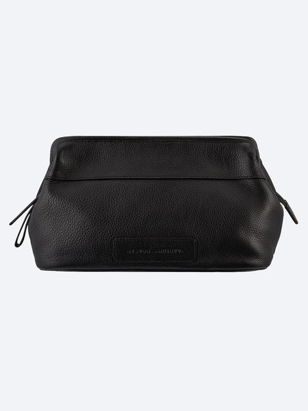 STATUS ANXIETY BEST LIES LEATHER BUM BAG
