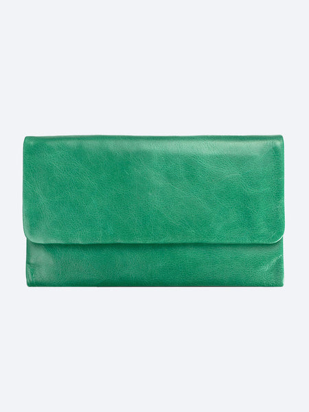 Yeltuor - STATUS ANXIETY - WALLETS - STATUS ANXIETY AUDREY WALLET - EMERALD -  N/A