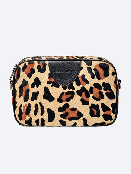 Yeltuor - STATUS ANXIETY - BAGS - STATUS ANXIETY PLUNDER BAG LEOPARD - LEOPARD -  ALL