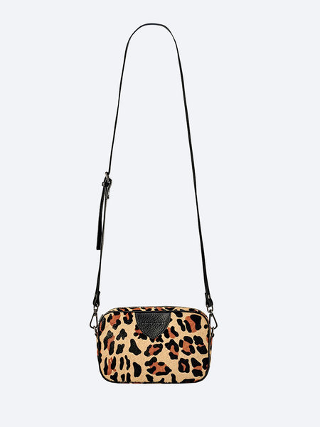Yeltuor - STATUS ANXIETY - BAGS - STATUS ANXIETY PLUNDER BAG LEOPARD -  -