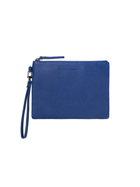Yeltuor - STATUS ANXIETY - BAGS - Status Anxiety Fixation Clutch - Blue -  N/A