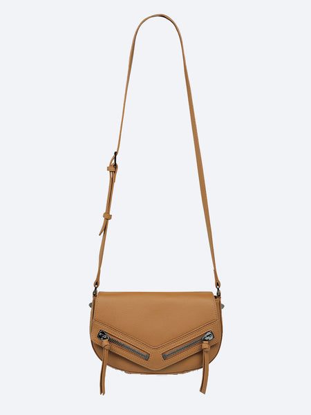 Yeltuor - STATUS ANXIETY - Accessories & Shoes - STATUS ANXIETY TRANSITORY BAG - TAN -  N/A