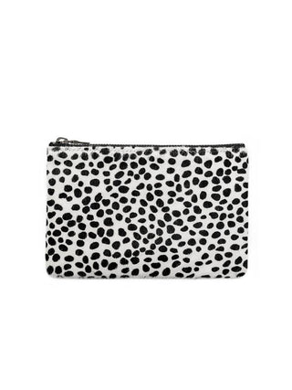 Yeltuor - STATUS ANXIETY - WALLETS - Status Anxiety Maud Wallet - SNOW CHEETAH -  N/A