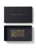 Yeltuor - STATUS ANXIETY - WALLETS - Status Anxiety Some Type Of Love Wallet -  -