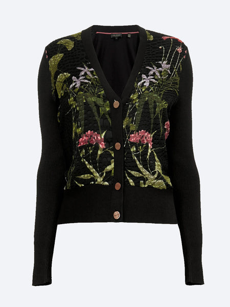 Yeltuor - TED BAKER - Knitwear - TED BAKER HYREE CARDIGAN -  -