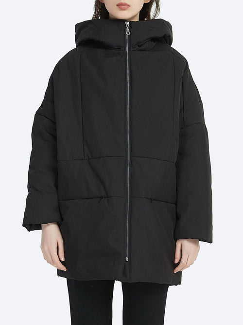 TIRELLI OVERSIZED HEAVY PADDED COAT