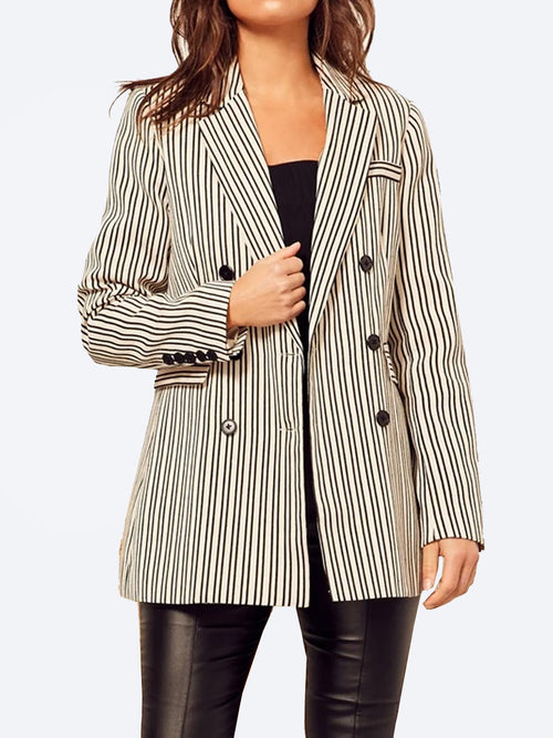 Yeltuor - WISH - Jackets & Coats - WISH STRAIGHT LINE BLAZER -  -