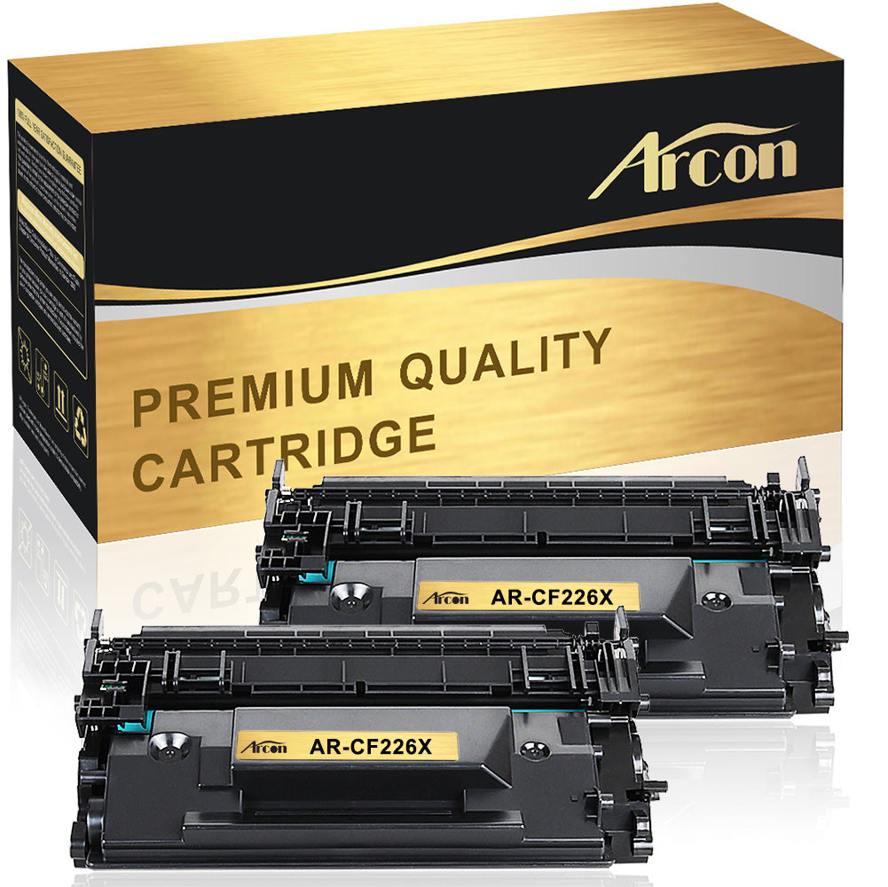 3 Black 26A CF226A Toner Cartridge Replacement for HP Laserjet Pro M402d M402n M402dn M402dw MFP M426dw MFP M426fdn MFP M427dw MFP M426m MFP M426dw Printer,Sold by TopInk