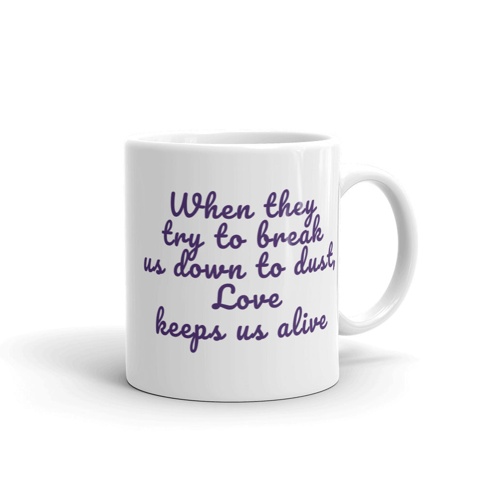 Purple Lou Potter - Mug
