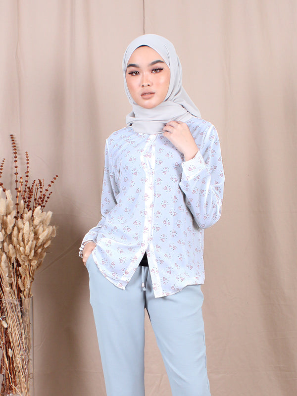 MINI HEART BLOUSE SHIRT BT638
