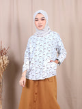 KITTY PATTERN TOP BT595