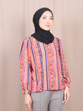 TRADITIONAL PATTERN BLOUSE BT872