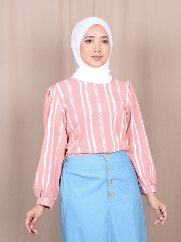 VIOLET TOP BLOUSE BT878
