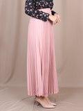 LONG PLEATED SKIRT BS28