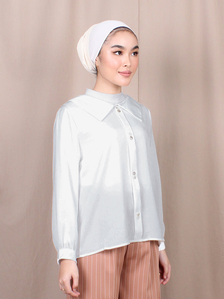 LONG SLEEVES DELISSA BLOUSE BT847