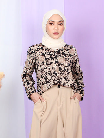 BRUSSELS PATTERN BLOUSE BT926
