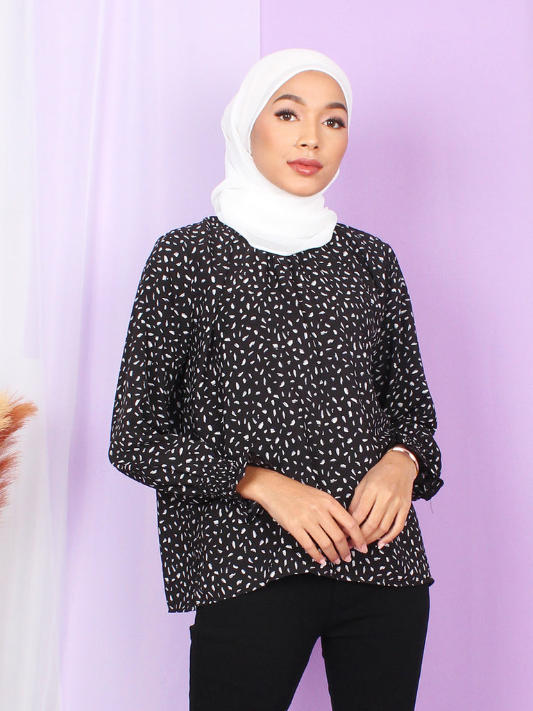 WINTER ROSE BLOUSE BT901