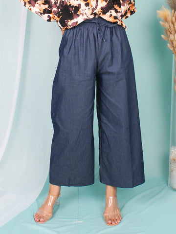 COTTON CULOTTE TROUSERS BP102