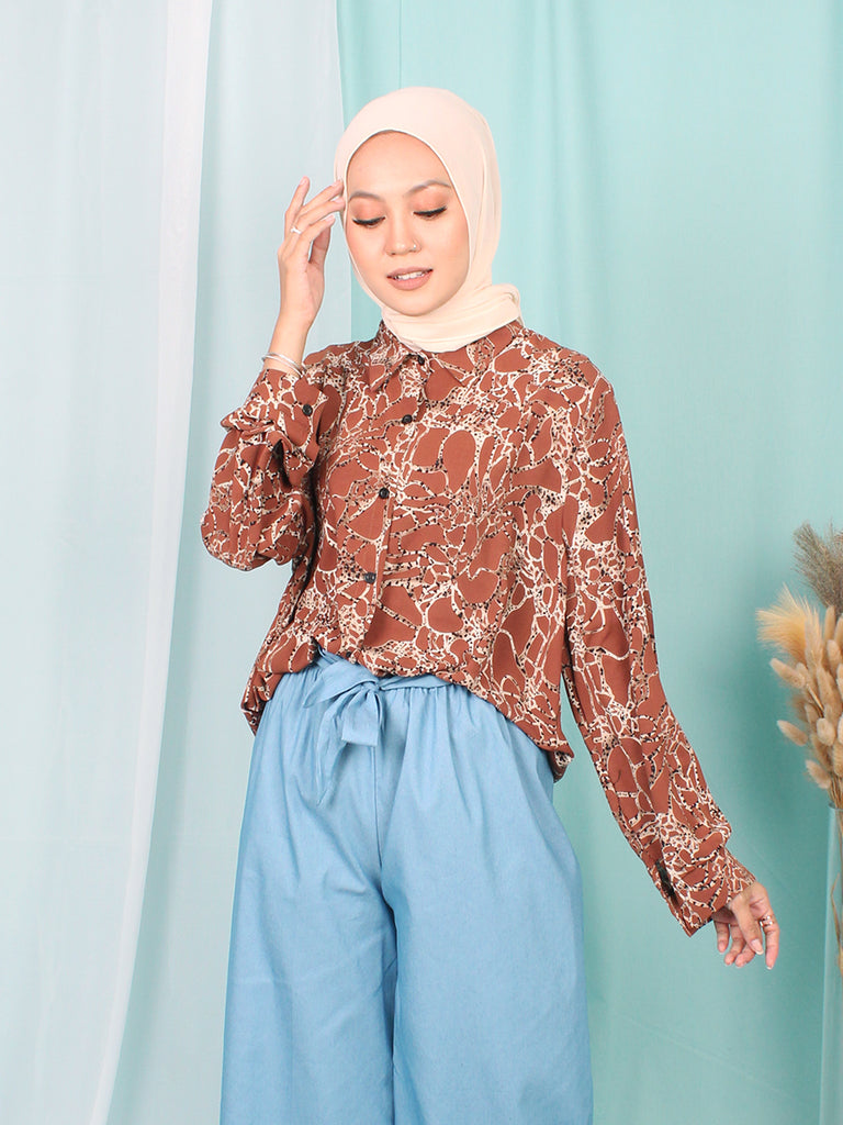 ALICE BLOUSE SHIRT BT954