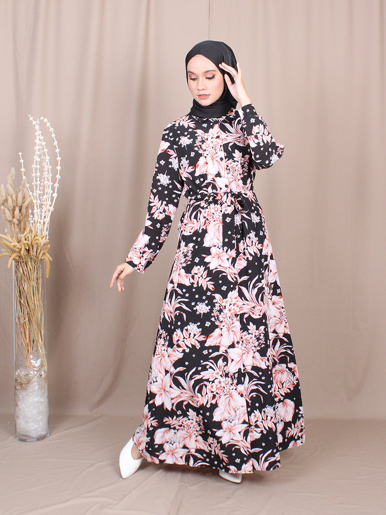 DIASCIA MAXI LONG DRESS BD234