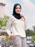 SILKY CRUMPLE BLOUSE BT324