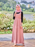 SLEEVELESS LONG DRESS BD131