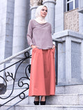 BASIC FLARED SKIRT BS19