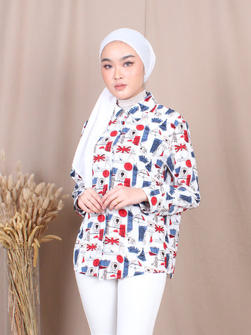 CRAFT BLOUSE SHIRT BT703