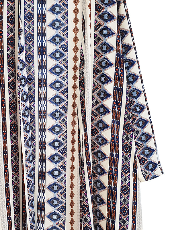 PERSIAN PATTERN CARDIGAN BJ25