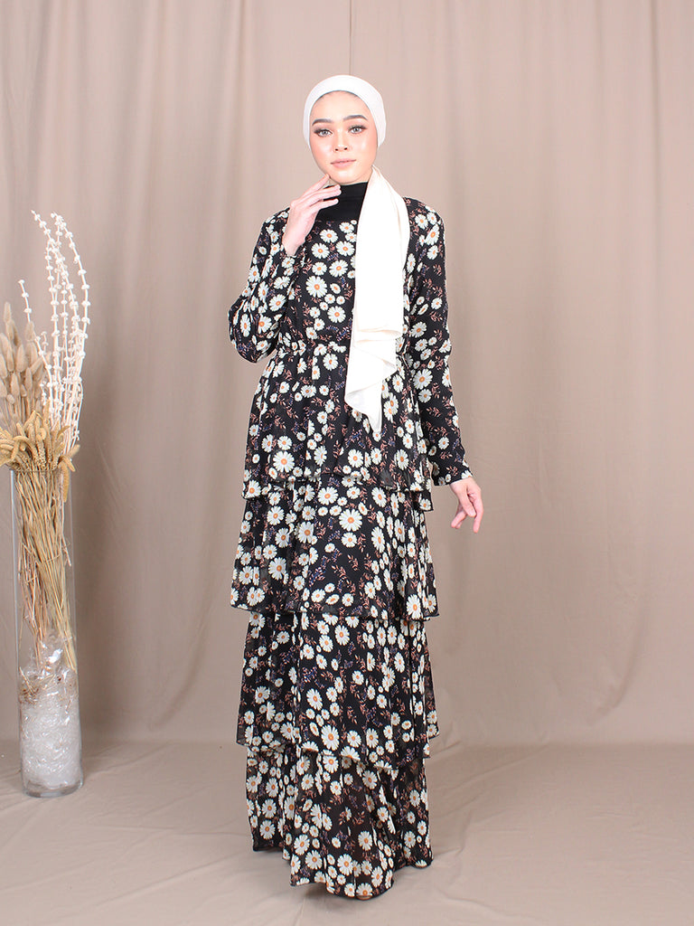 LINARIA LAYERED DRESS BD240