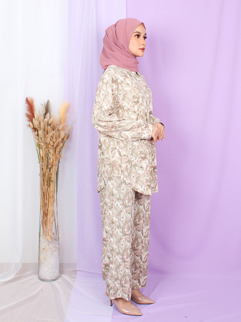 SOPHIA PRINTED SET TS14
