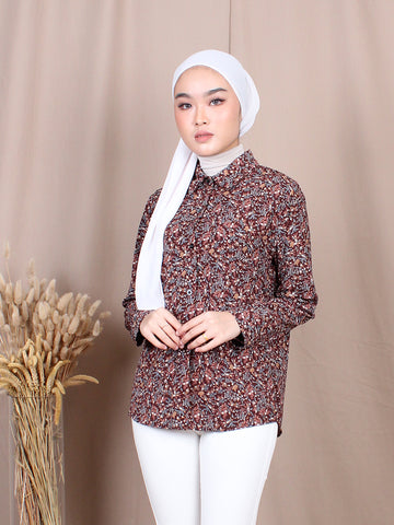 HEATHER BLOUSE SHIRT BT704