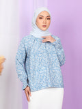 PAINTED FLOWER BLOUSE BT903
