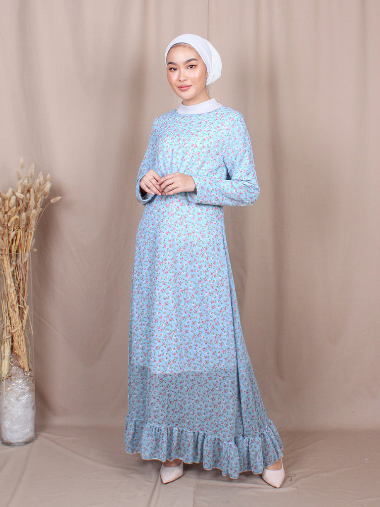 DELIA LONG SLEEVE DRESS BD252
