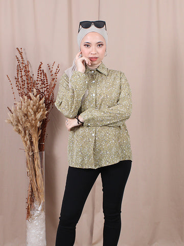 DAHLIA BLOUSE SHIRT BT669