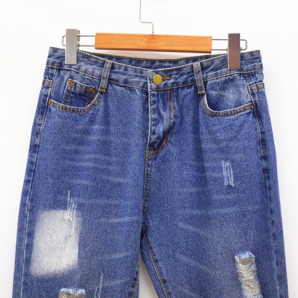 EM Denim Pants Blue AP61