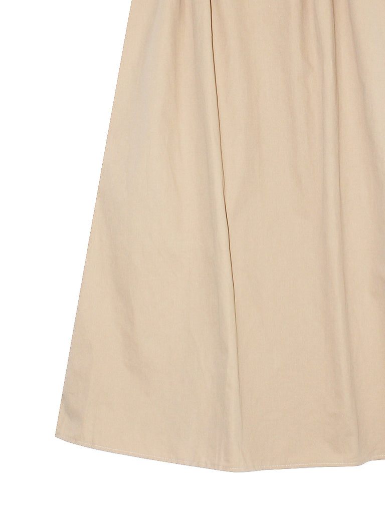 FLARED LONG SKIRT BS26